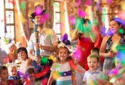 Особливості організації дитячого свята