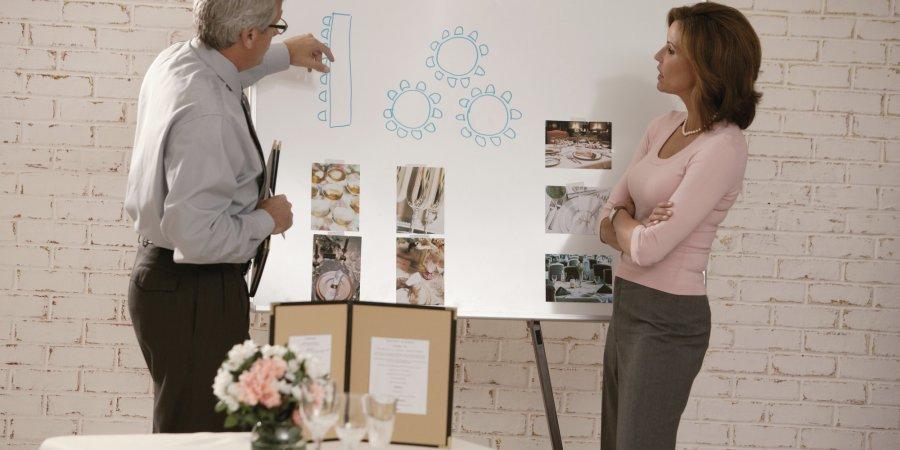 Свадебный координатор: для чего он нужен?