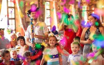 Дитячі свята та весільні координатори дітям на радість
