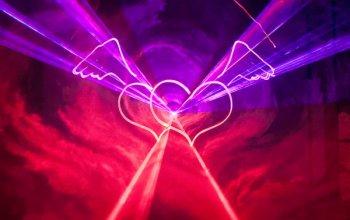 Лазерное шоу – что это и с чем его едят?