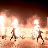 FIRE SHOW FOR WEDDING, ANNIVERSARY, CORPORATE AND CHILDREN'S PARTIES